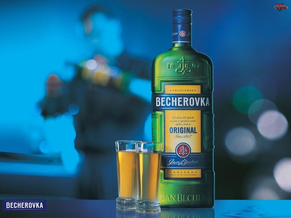 Likiery, Becherovka