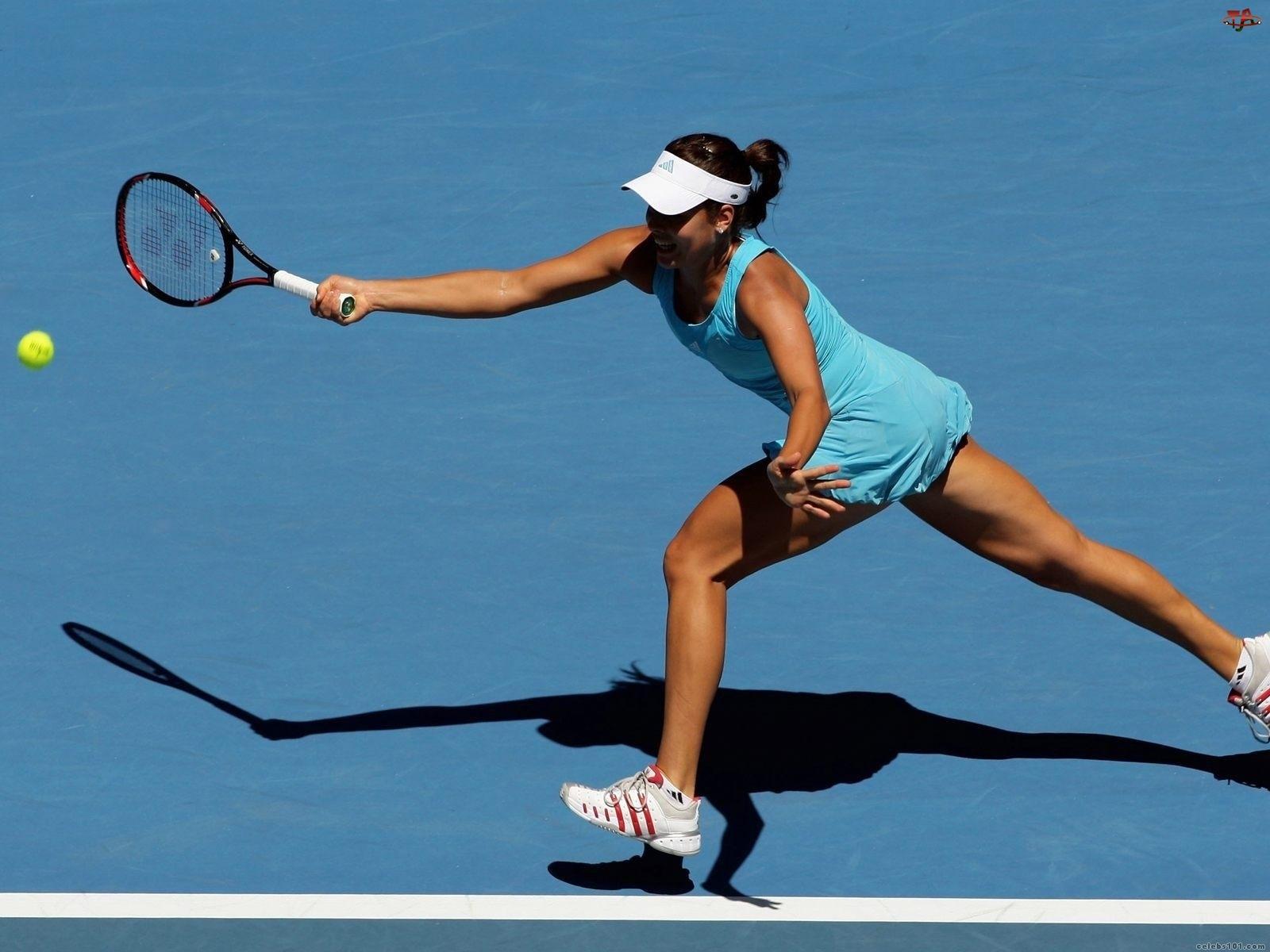 Tenis, Ana Ivanović, Gra