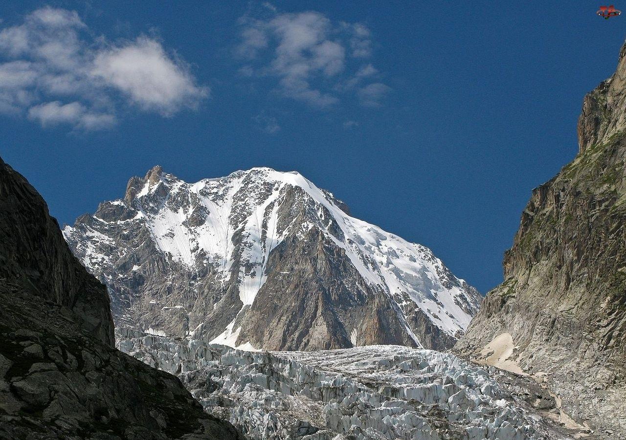 Szczyt, Alpy, Góry