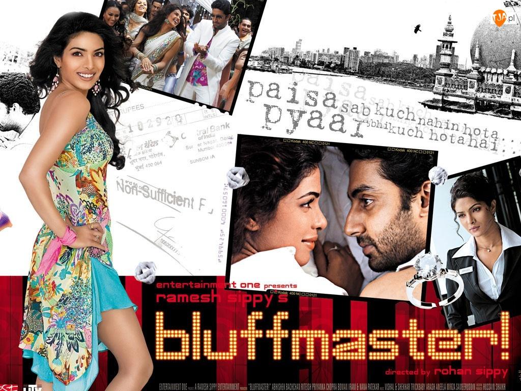 Bluffmaster, zdjęcia, Abhishek Bachchan, Priyanka Chopra