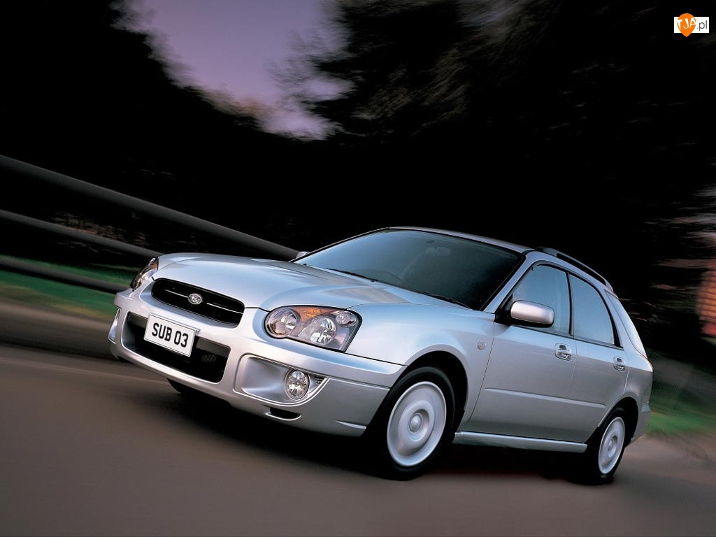 SUB 03, Subaru Impreza, Kombi
