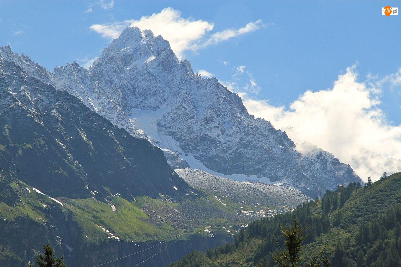 Góry, Szwajcaria, Alpy