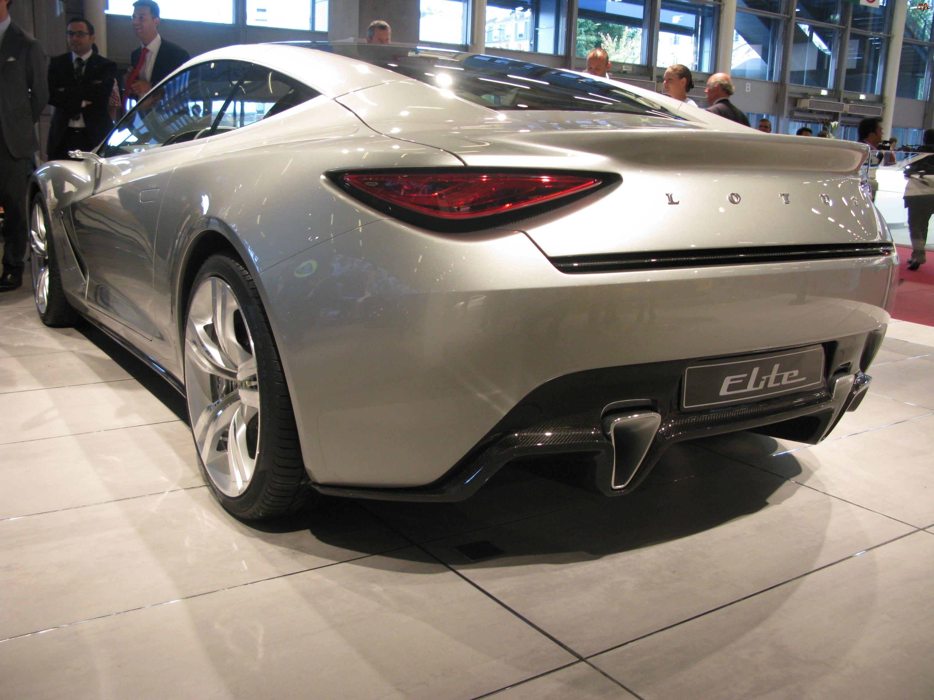 Lotus Elite, Prezentacja, Nowy