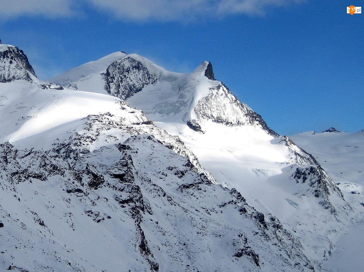 Szwajcaria, Góry, Adlerhorn, Alpy Zachodnie