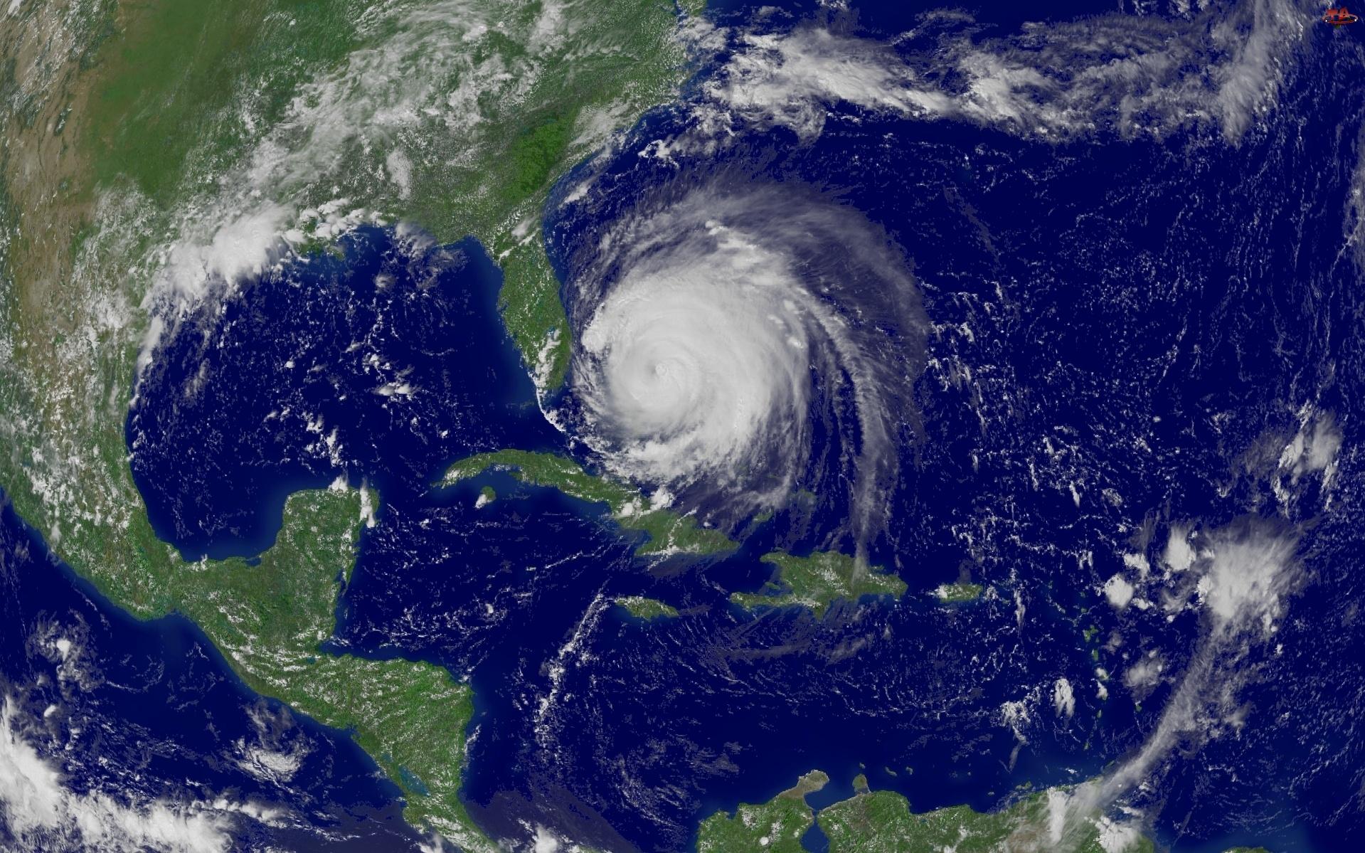 Ziemia, Tornado, Satelita