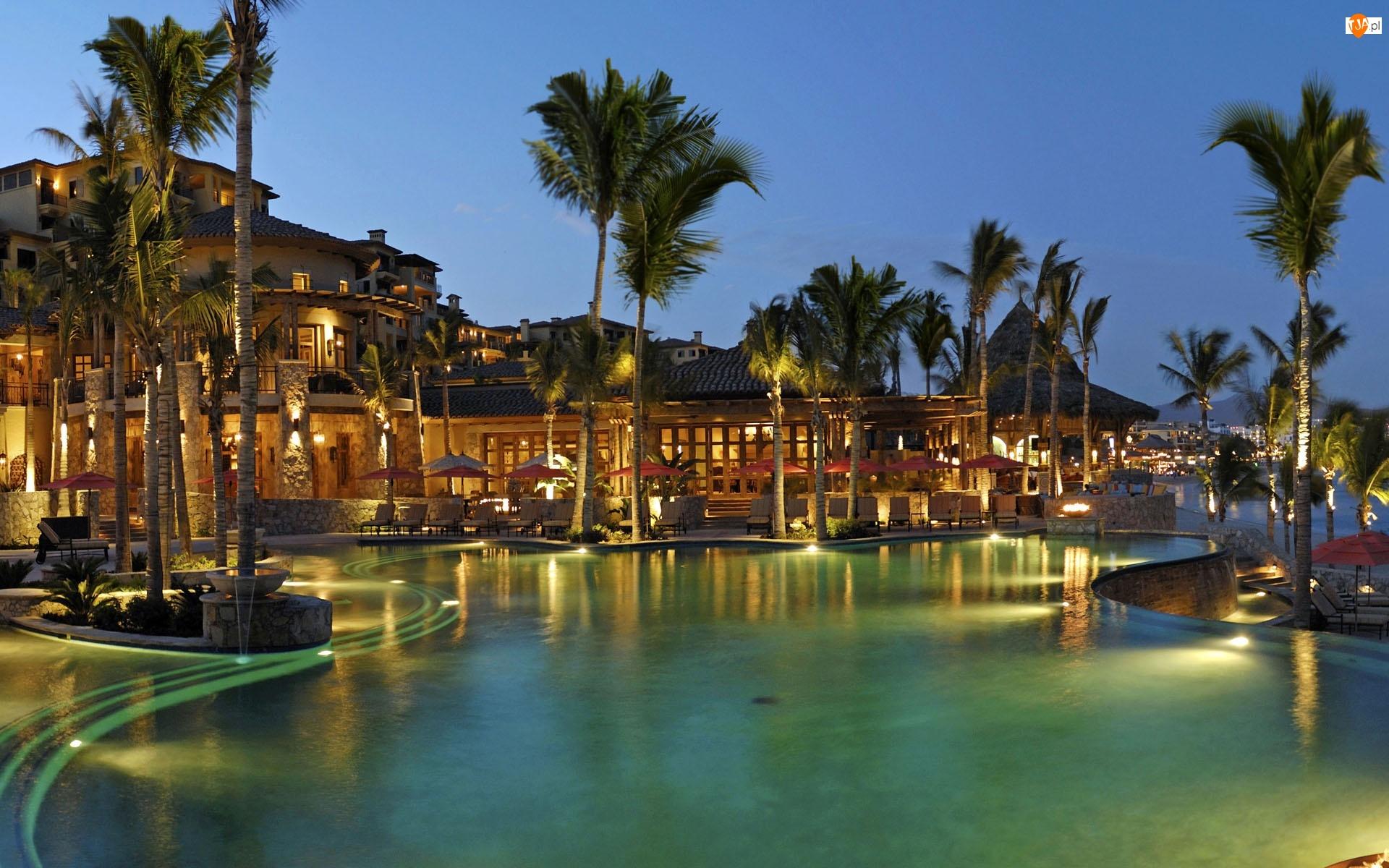 Hotel, Cabo San Lucas, Meksyk