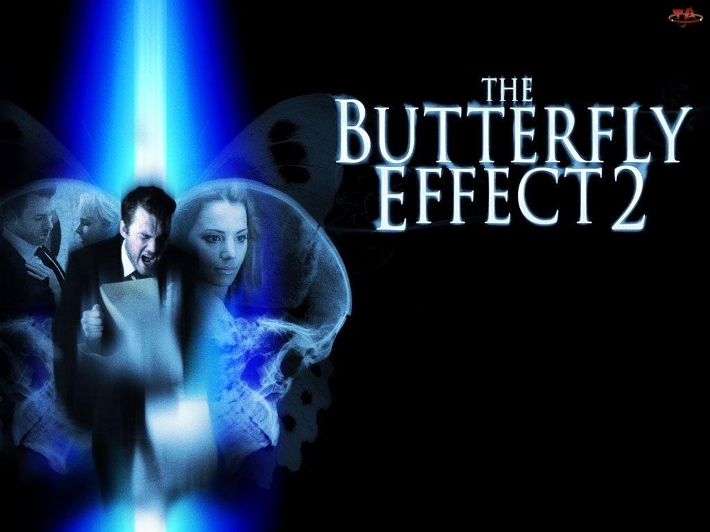 Efekt Motyla 2, napis, Eric Lively, Erica Durance