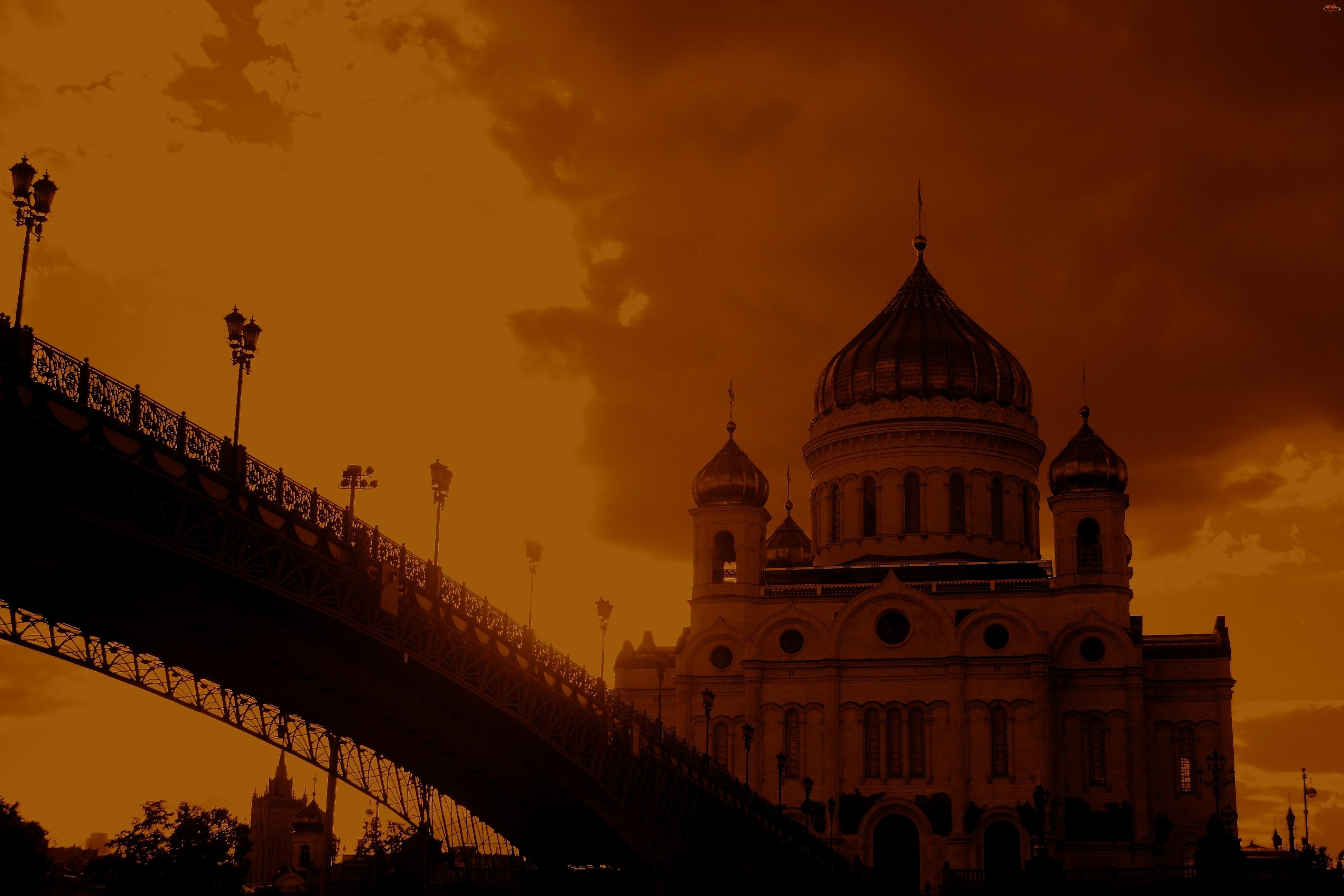 Moskwa, Cerkiew Chrystusa Zbawiciela