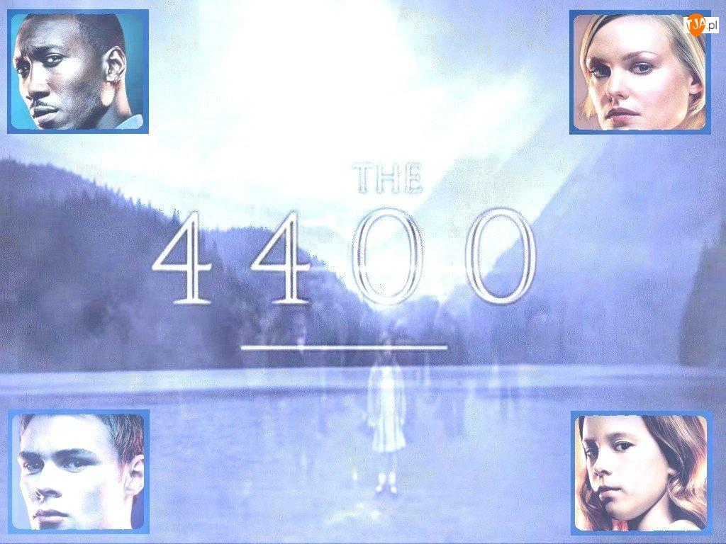 tytuł, 4400, twarze
