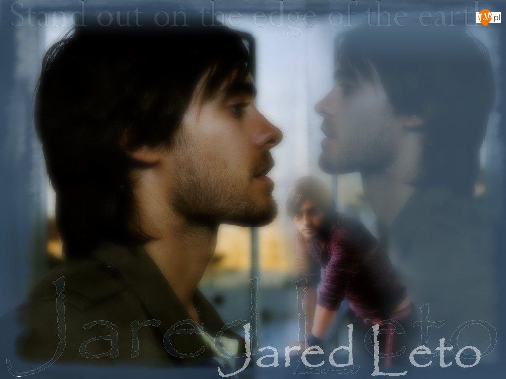 Jared Leto, profil twarzy