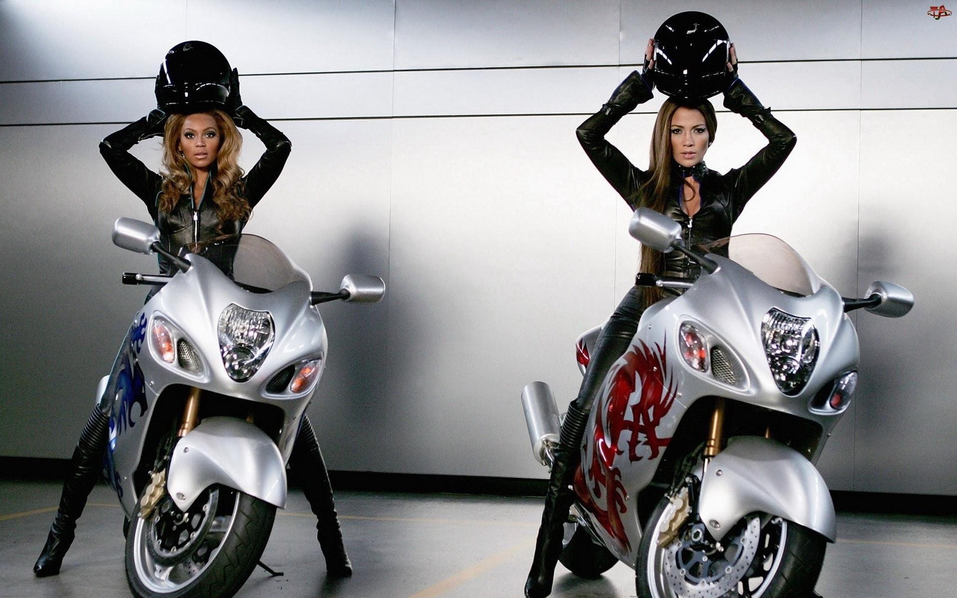 Suzuki Hayabusa, Motocykle, Kobiety