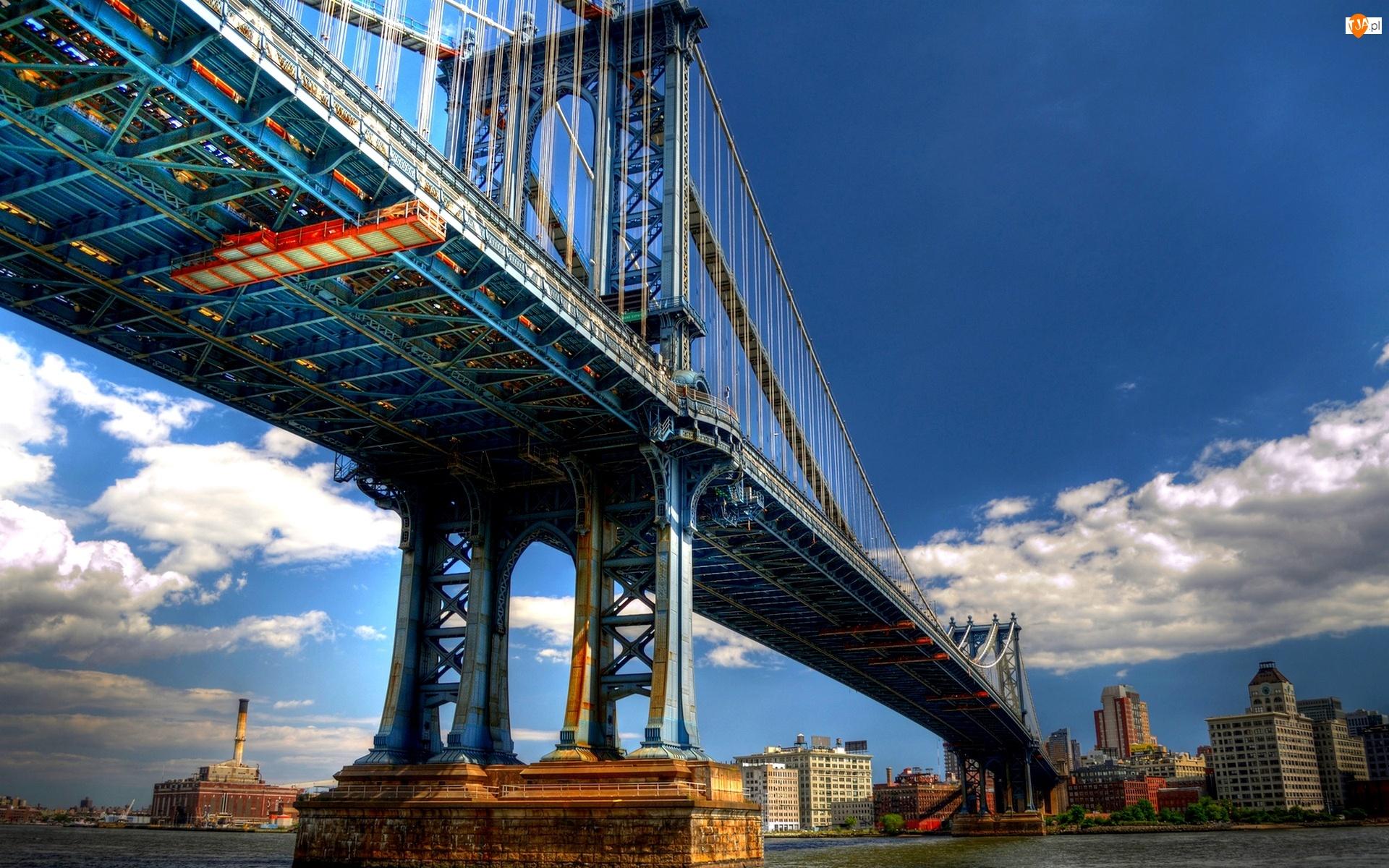 Manhattan, Jork, Bridge, Nowy