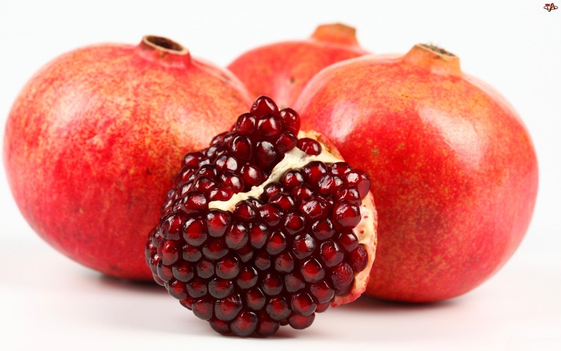 Owoce, Granatu