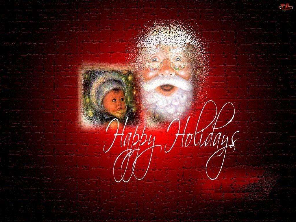 mikołaj, Boże Narodzenie, Dziecko