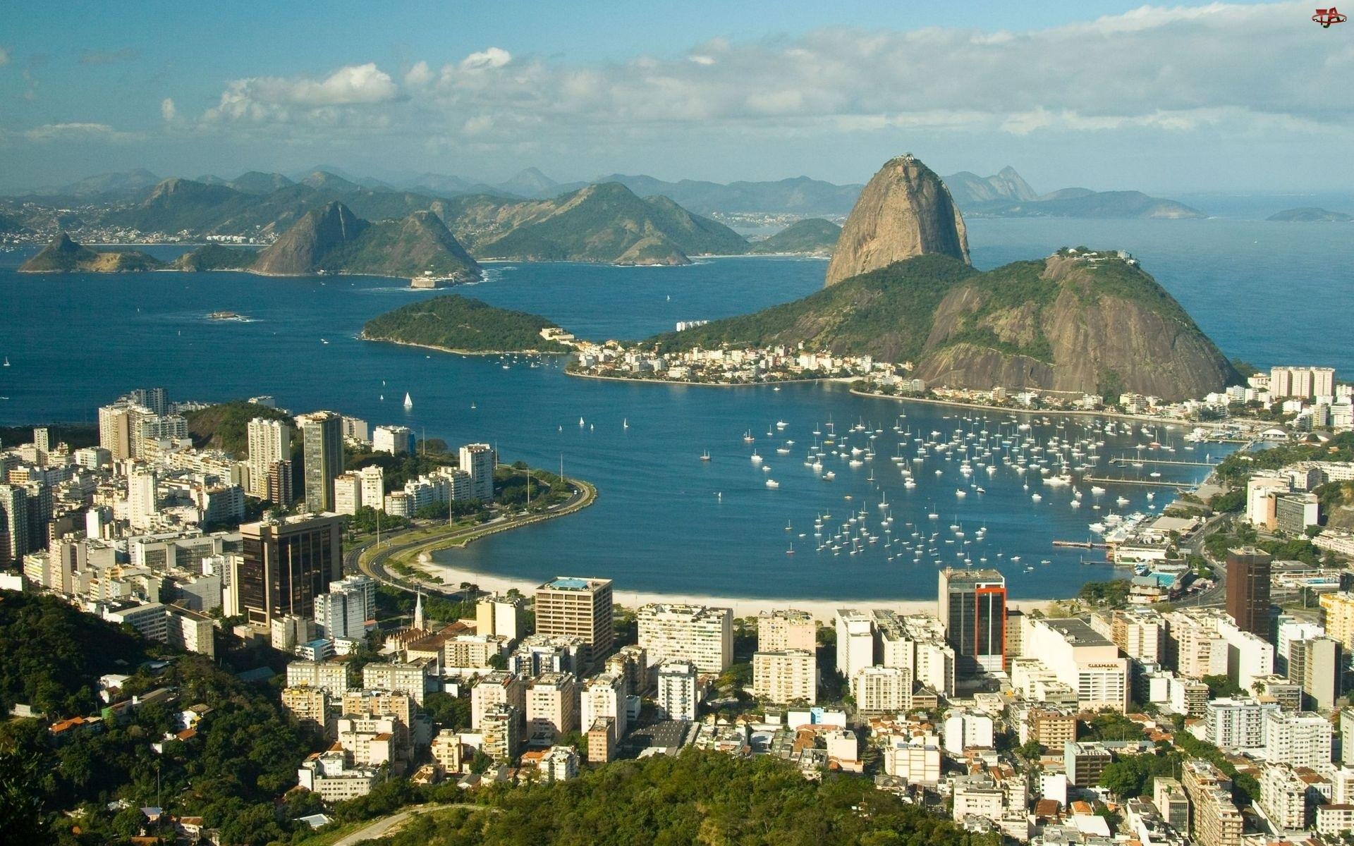 Miasto, Rio de Janeiro, Brazylia