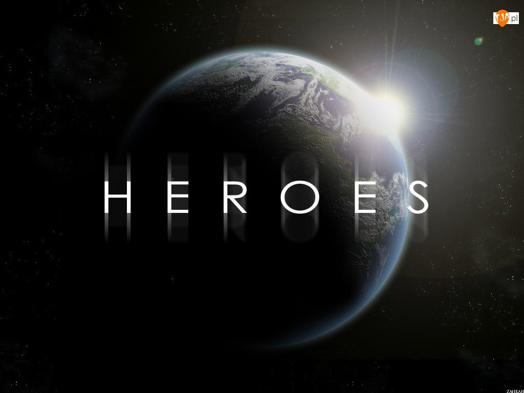 Heroes, Ziemia