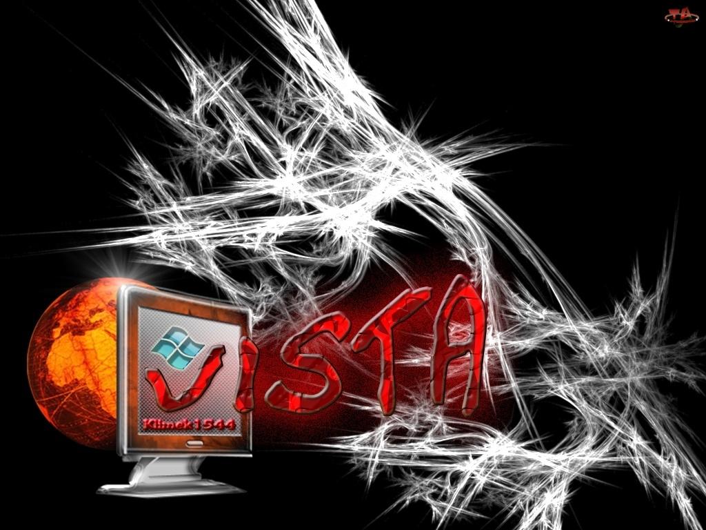System, Vista, Operacyjny, Windows