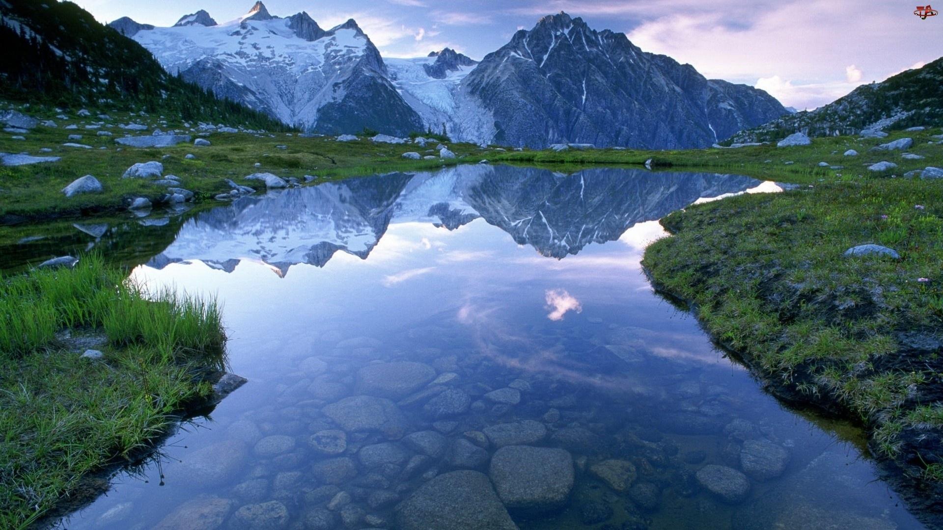 Europa, Rzeka, Alpy