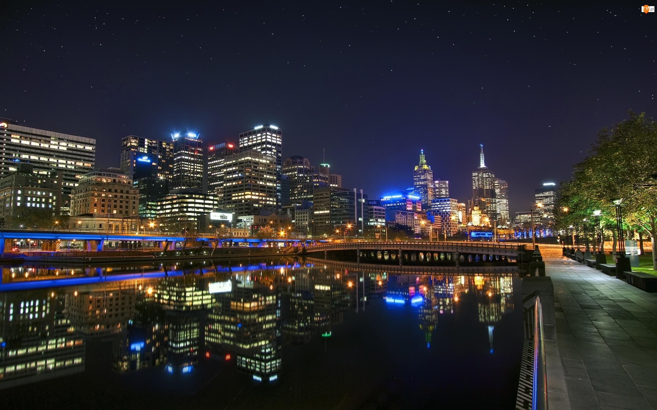 noc, Panorama, Melbourne