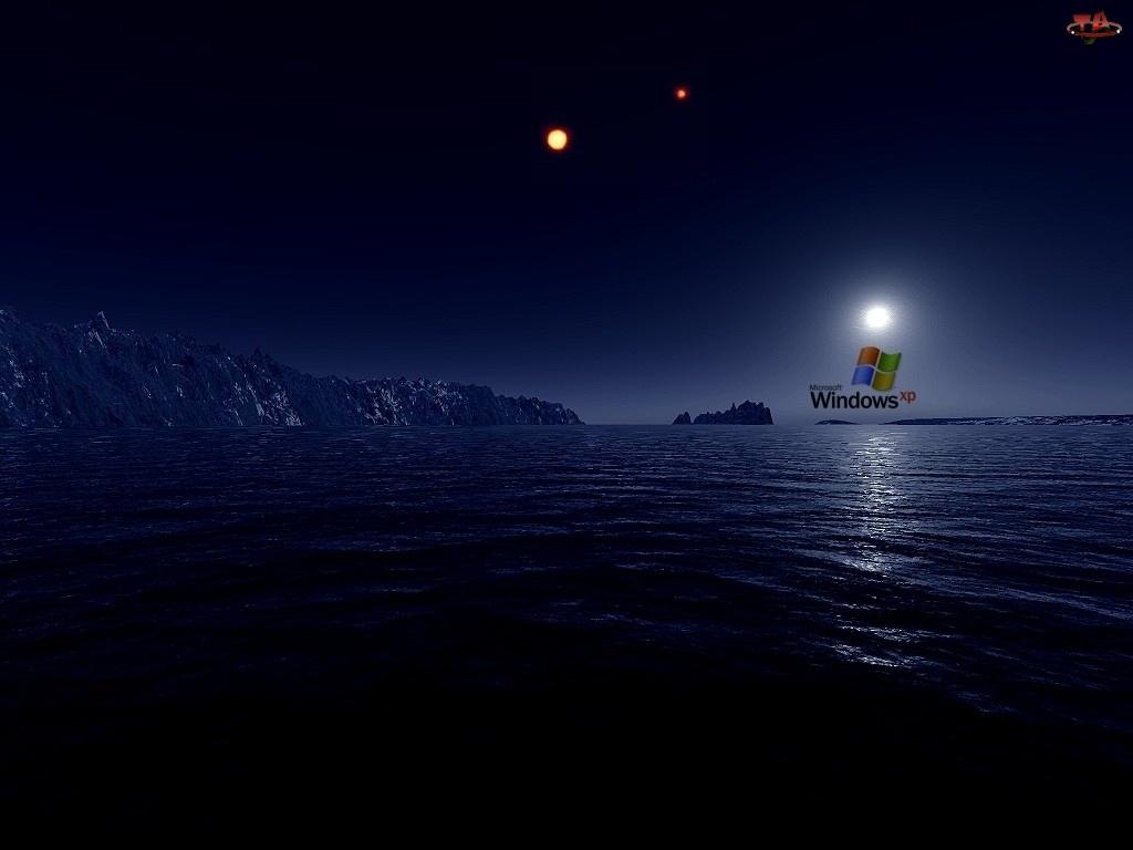 Noc, Windows XP, Morze