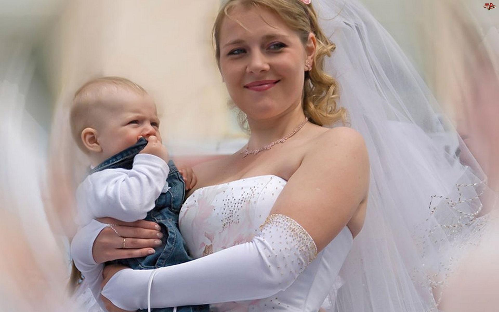 Dziecko, Kobieta, Welon