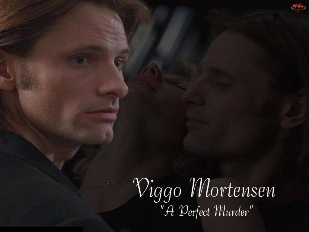 Viggo Mortensen, kobieta
