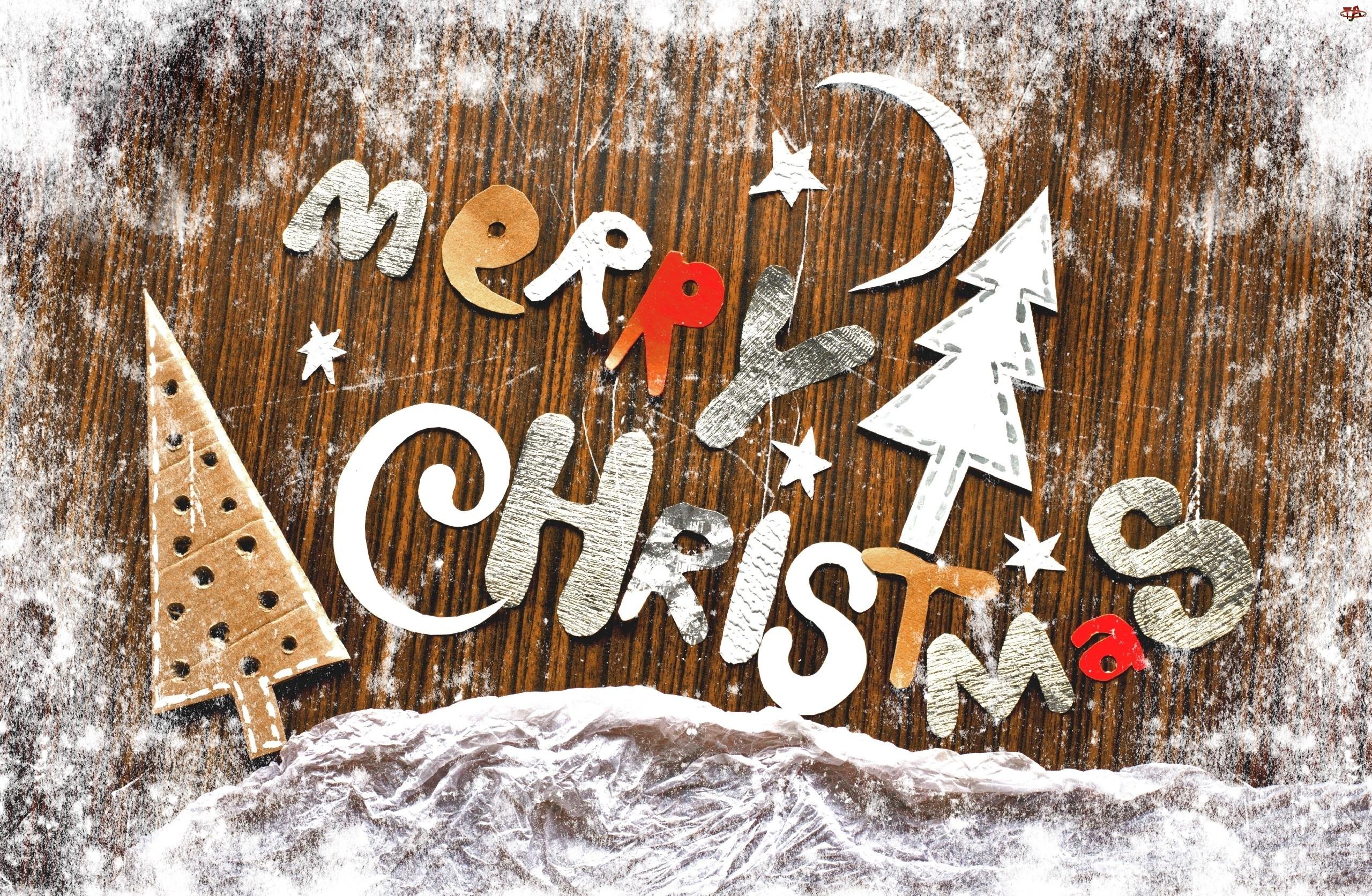 Boże Narodzenie, Wycinanki, Dekoracja, Świąteczna