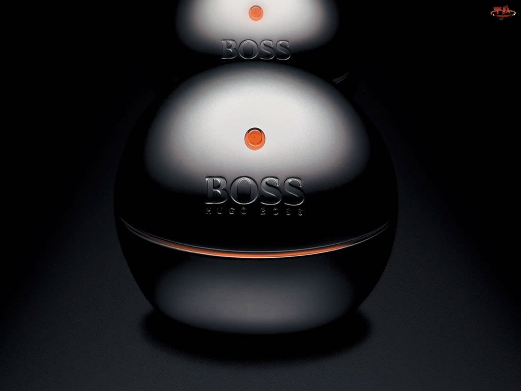 perfumy, Hugo Boss, flakon