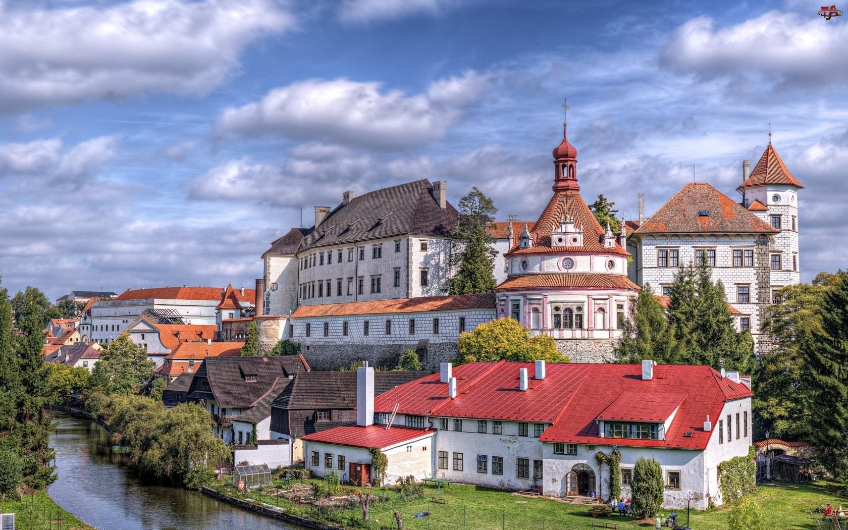 Zabytki, Czechy, Hradec