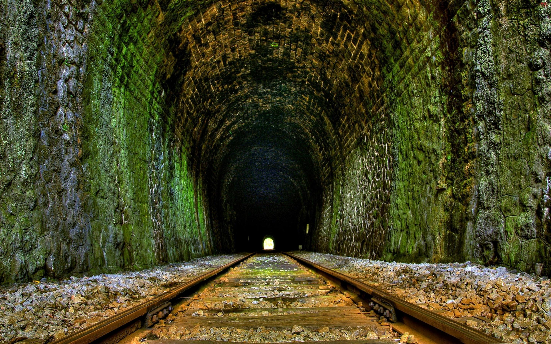 Tunel, Kolejowy