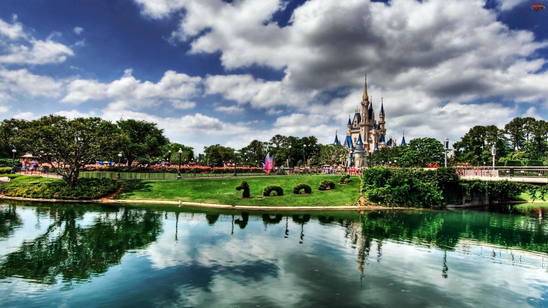 Floryda, World, Orlando, Disney