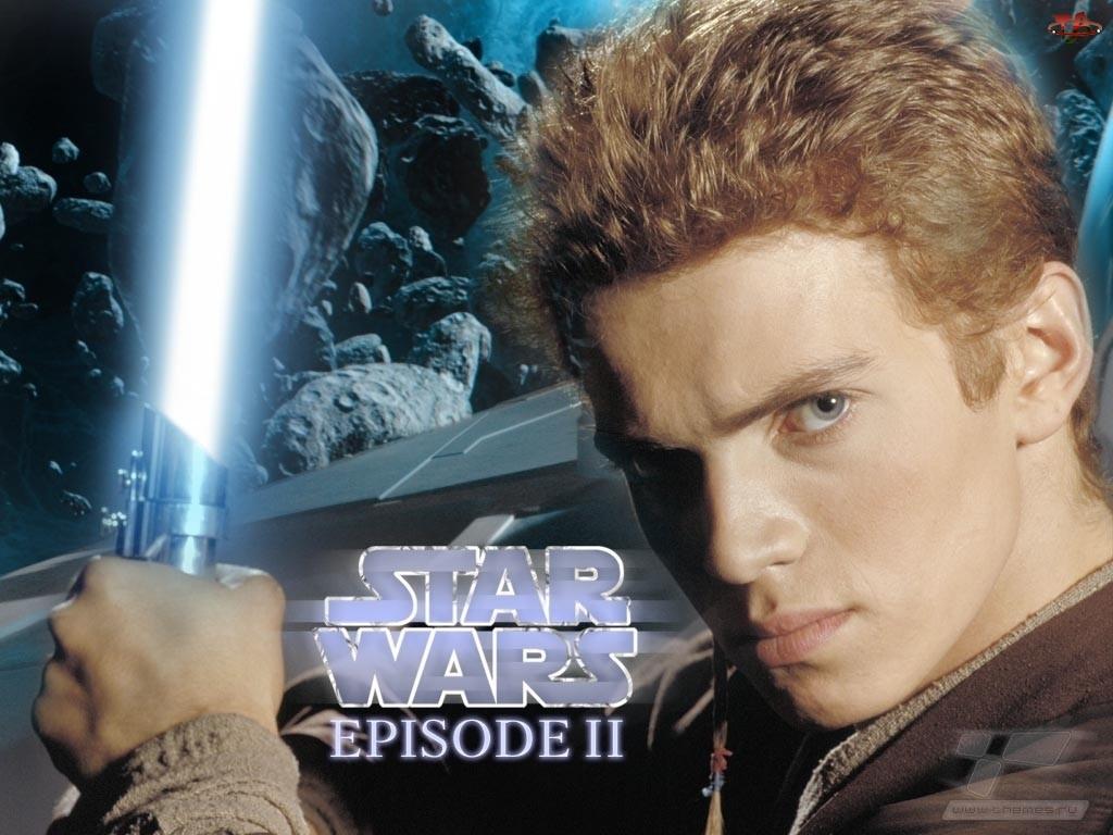 Star Wars, laser, Hayden Christensen, gruzy