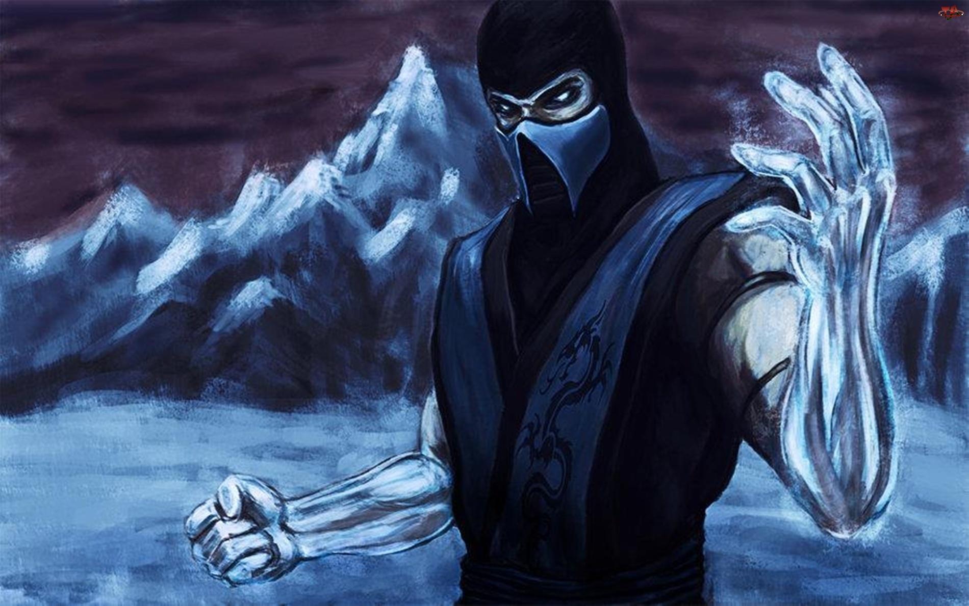 Sub Zero, Mortal Kombat