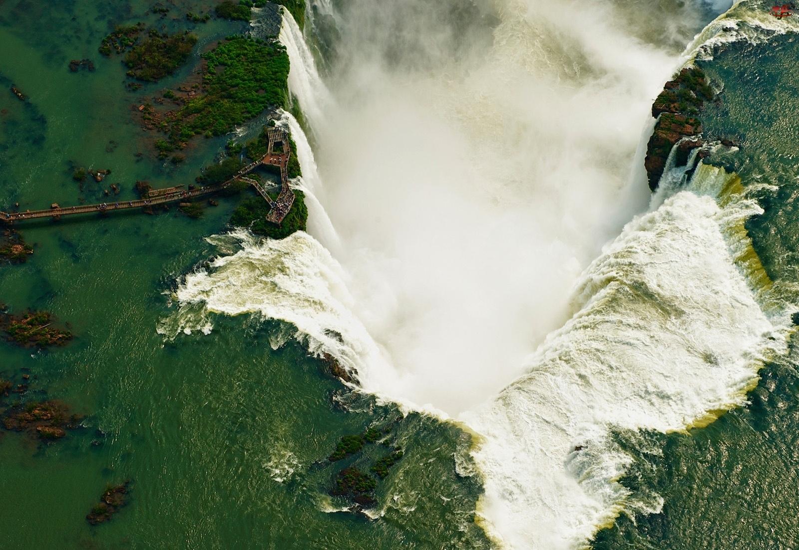 Iguazu, Argentyna, Wodospad