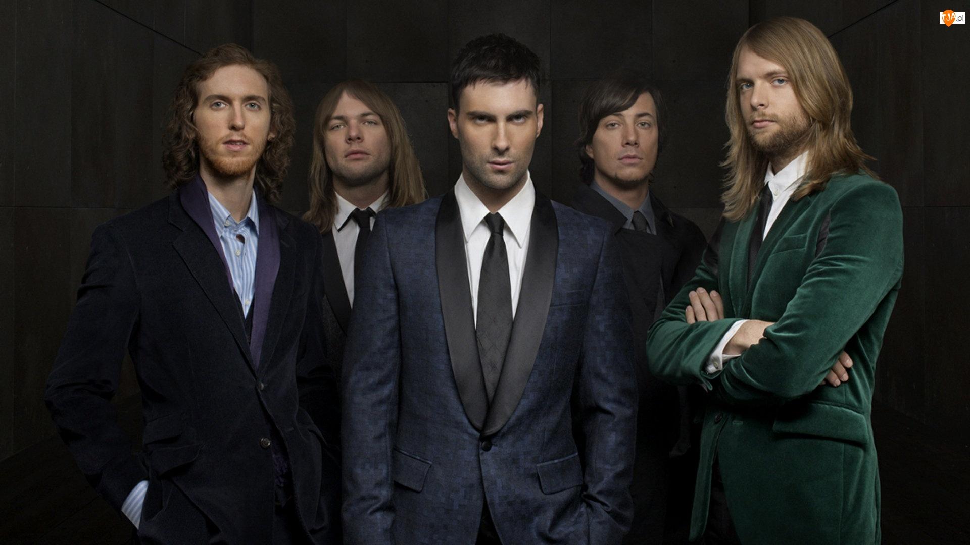 Zespół, Maroon 5