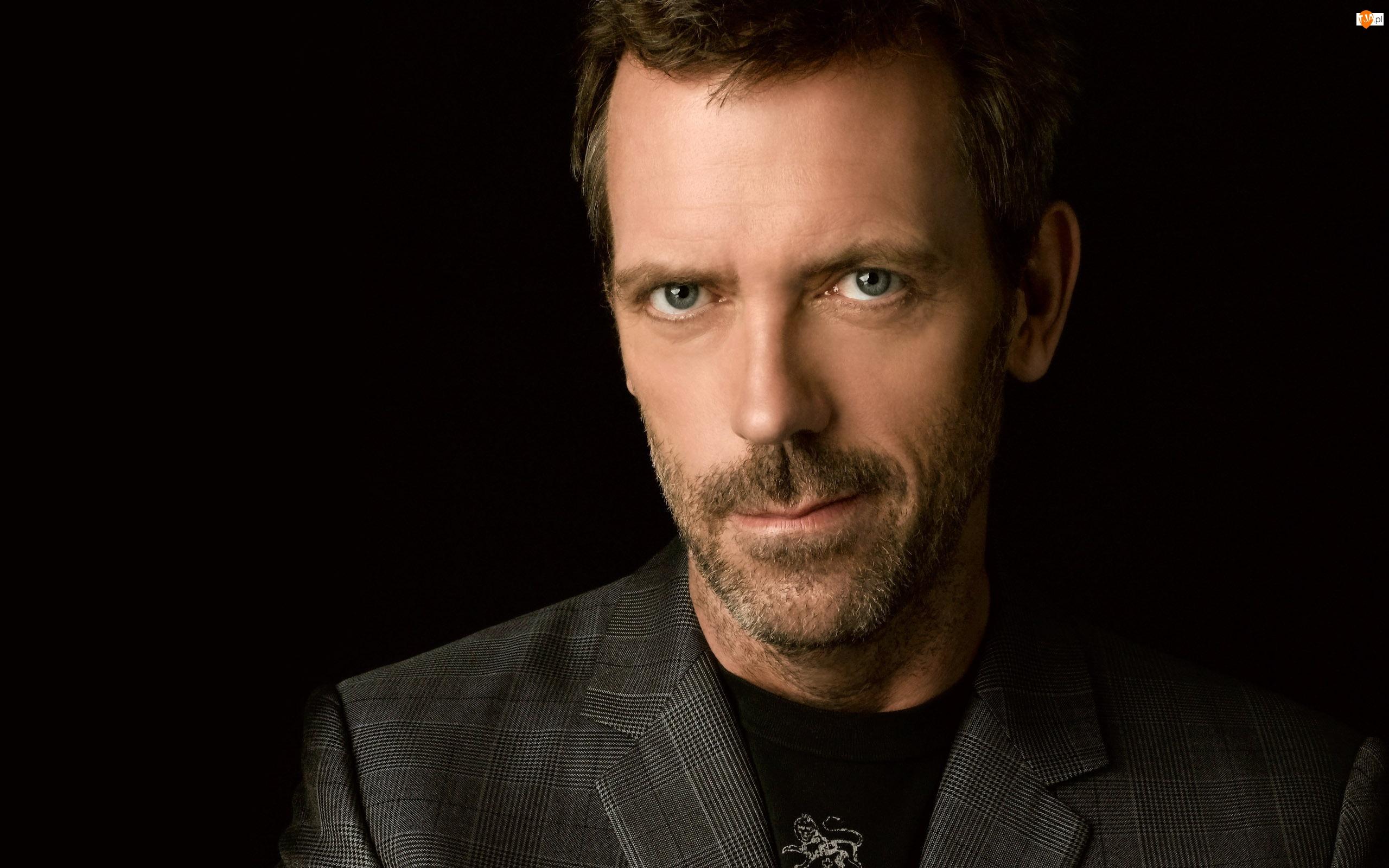 Portret, Aktor, Hugh Laurie