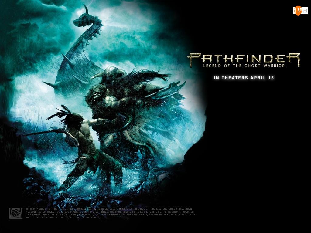 Pathfinder, statek, bitwa, potwór