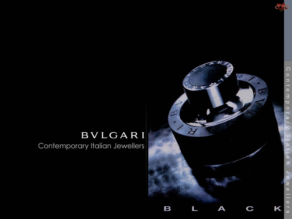 flakon, Bvlgari, perfumy