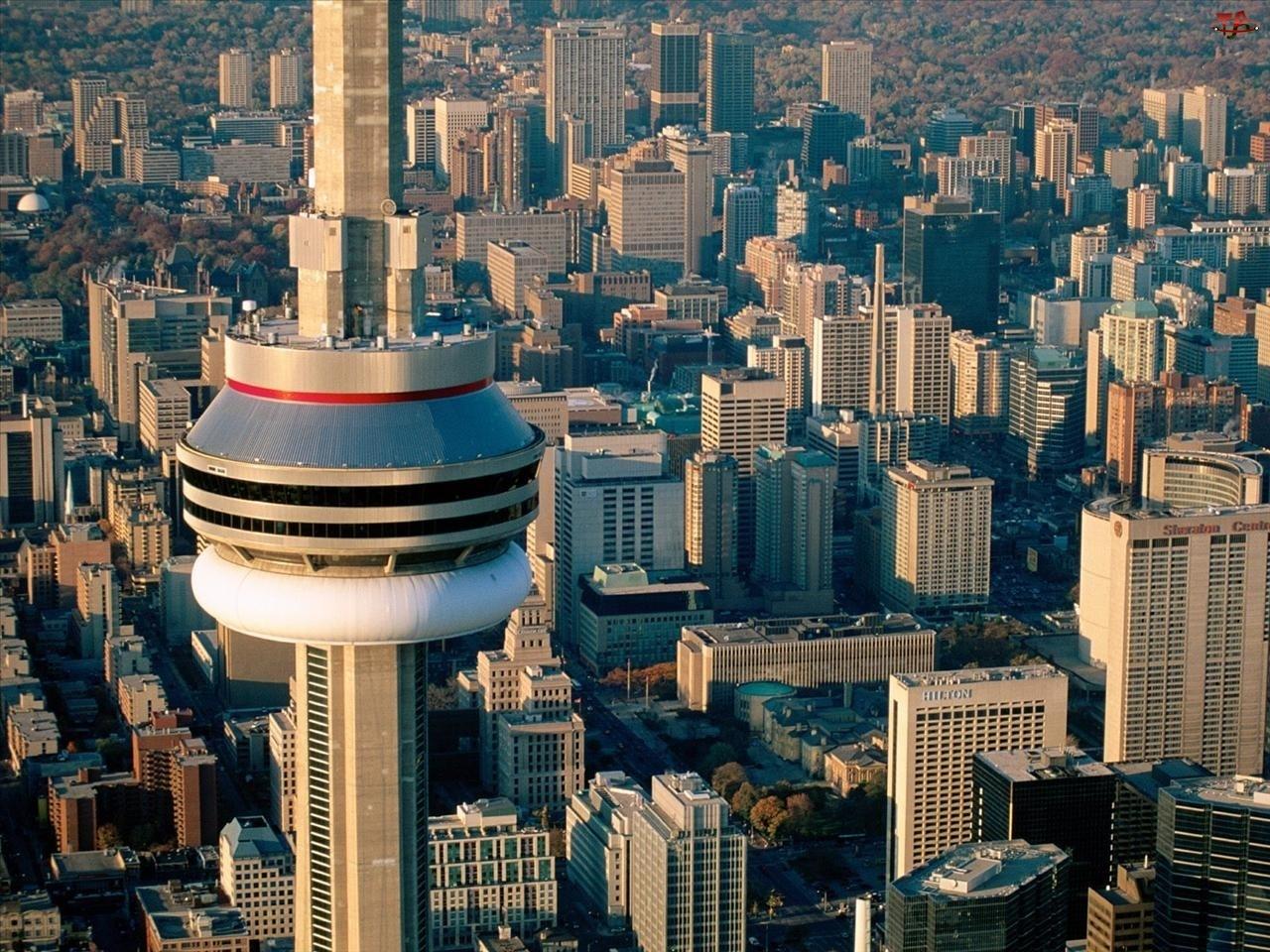 Toronto, CN Tower