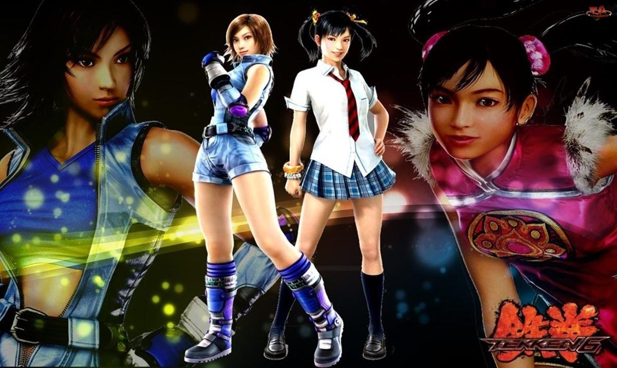 Ling Xiaoyu, Tekken 6, Asuka Kazama