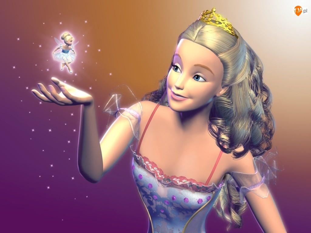 Księżniczka, Barbie, Wróżka