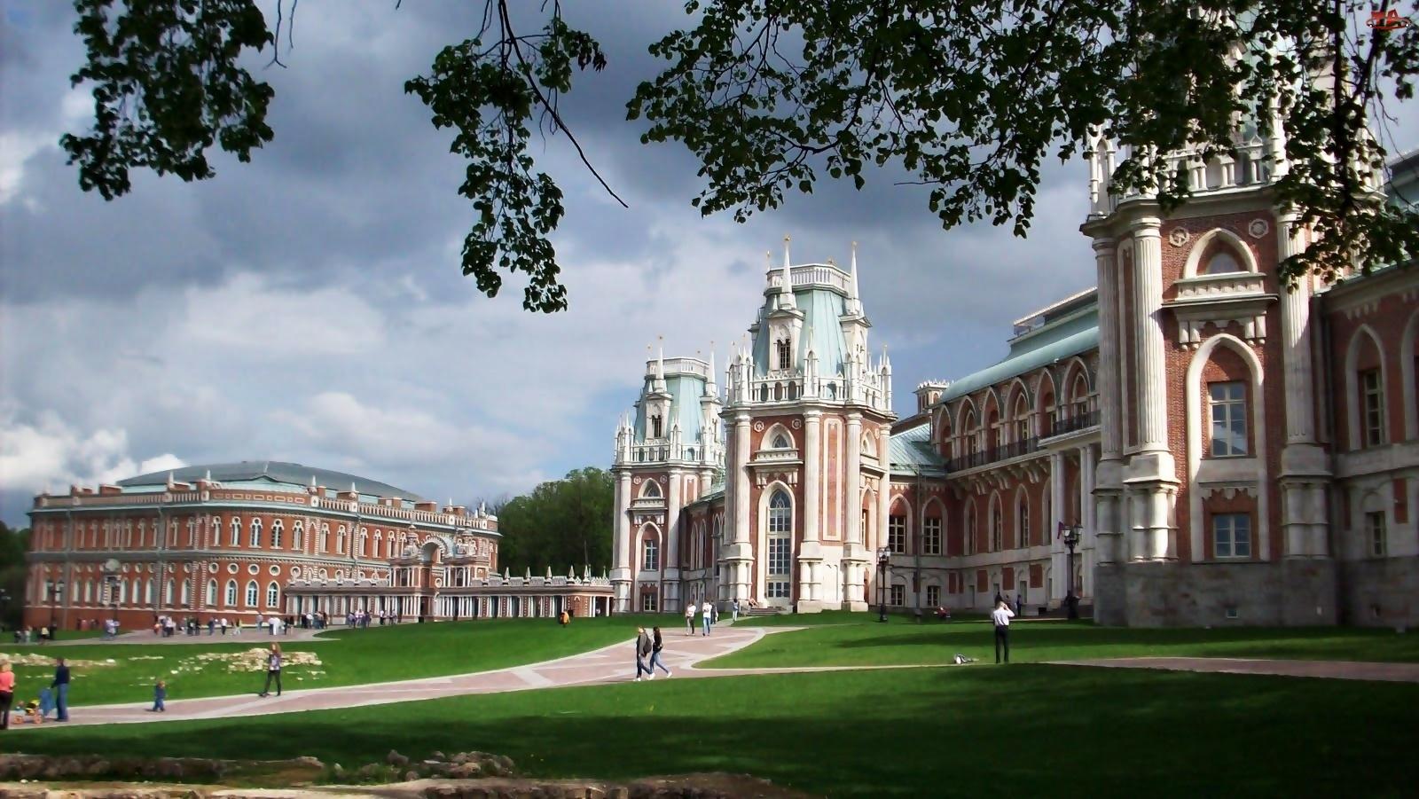 Carycyno, Pałac