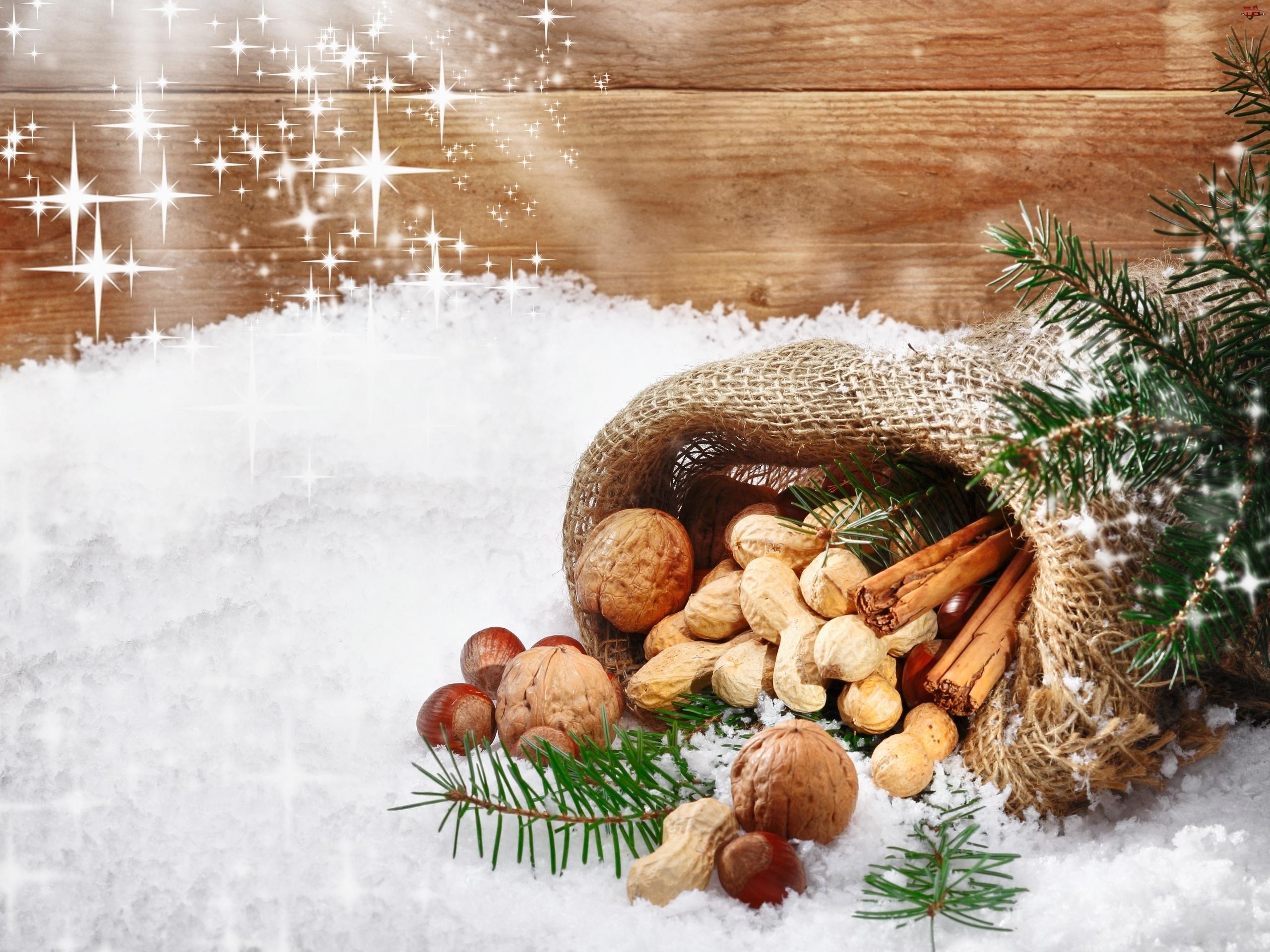 Orzechy, Zapachy, Świąteczne, Smaki