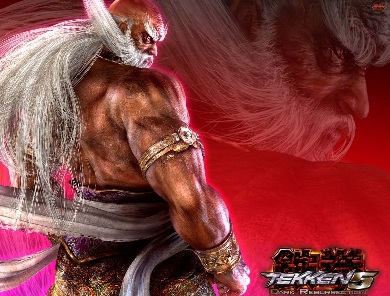 Jimpanchi, Tekken 5 Dark Ressurection