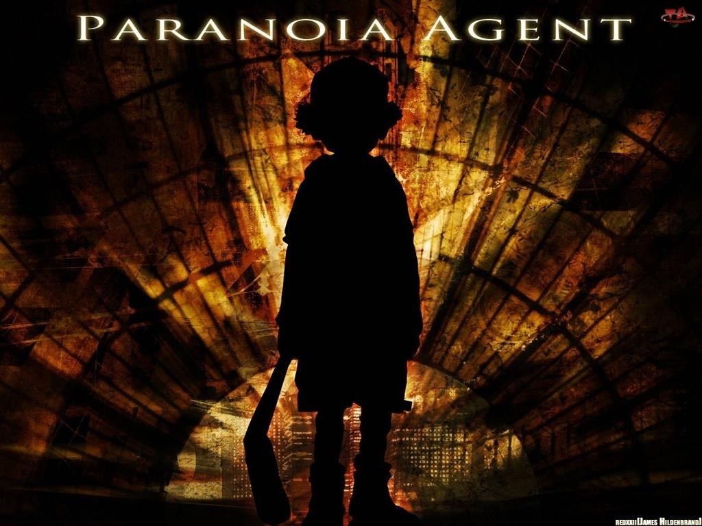 Paranoia Agent, hokey, dziecko, kij