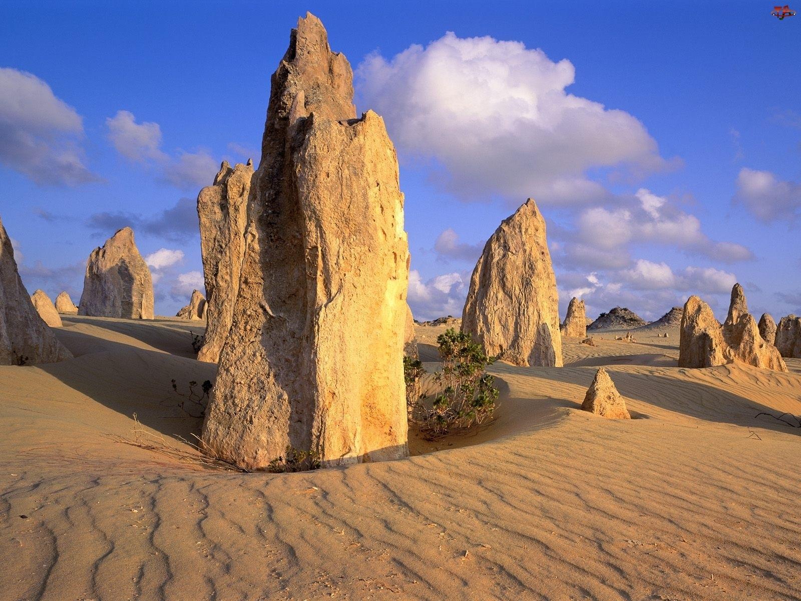 Australia, Pinnacles Desert, Nambung National Park