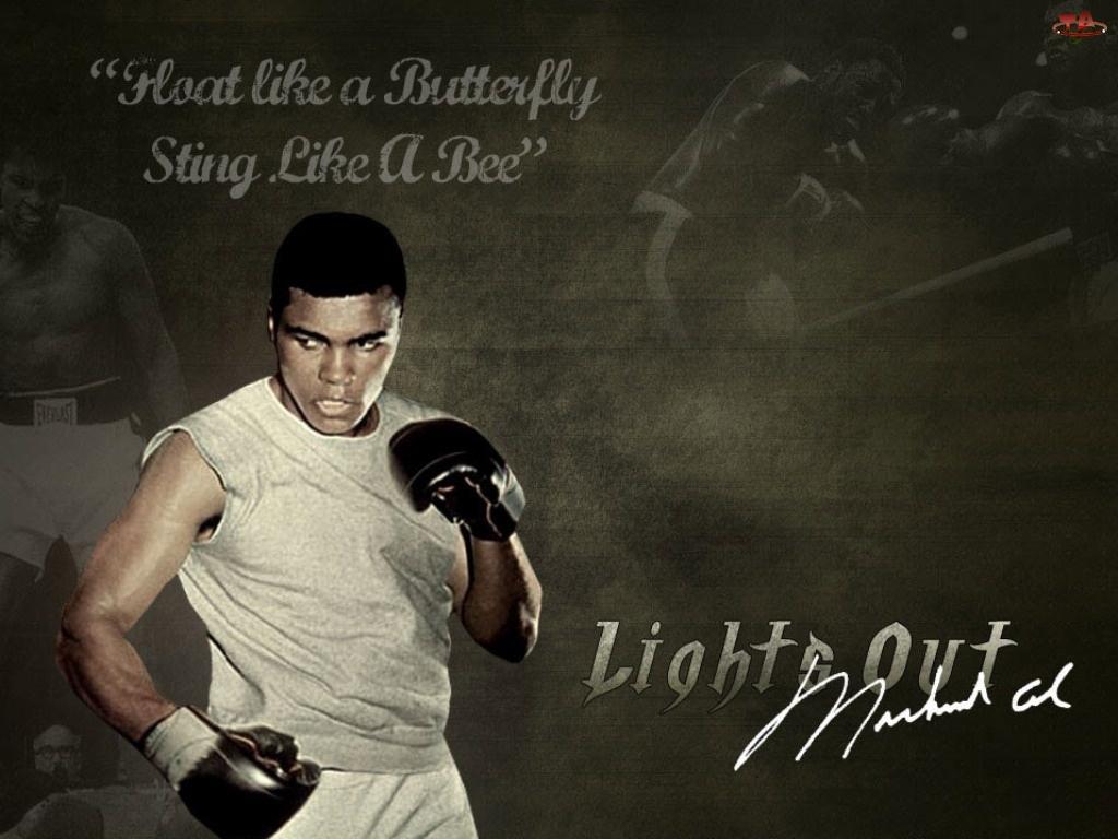 Muhammad Ali, Boks