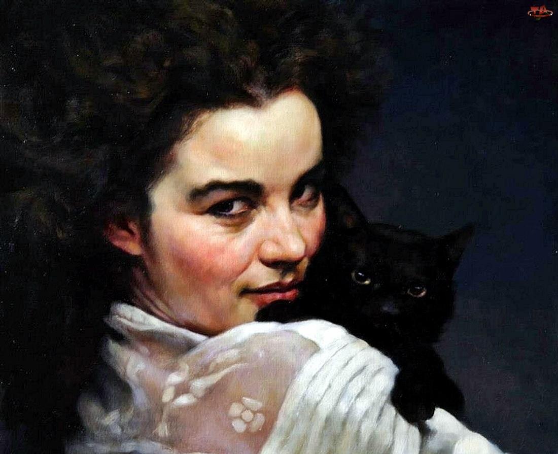 Kobieta, Kot