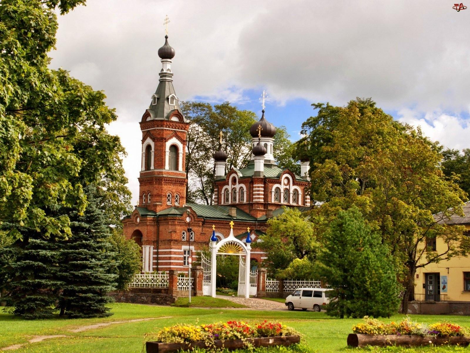 Litwa, Cerkiew, Drzewa
