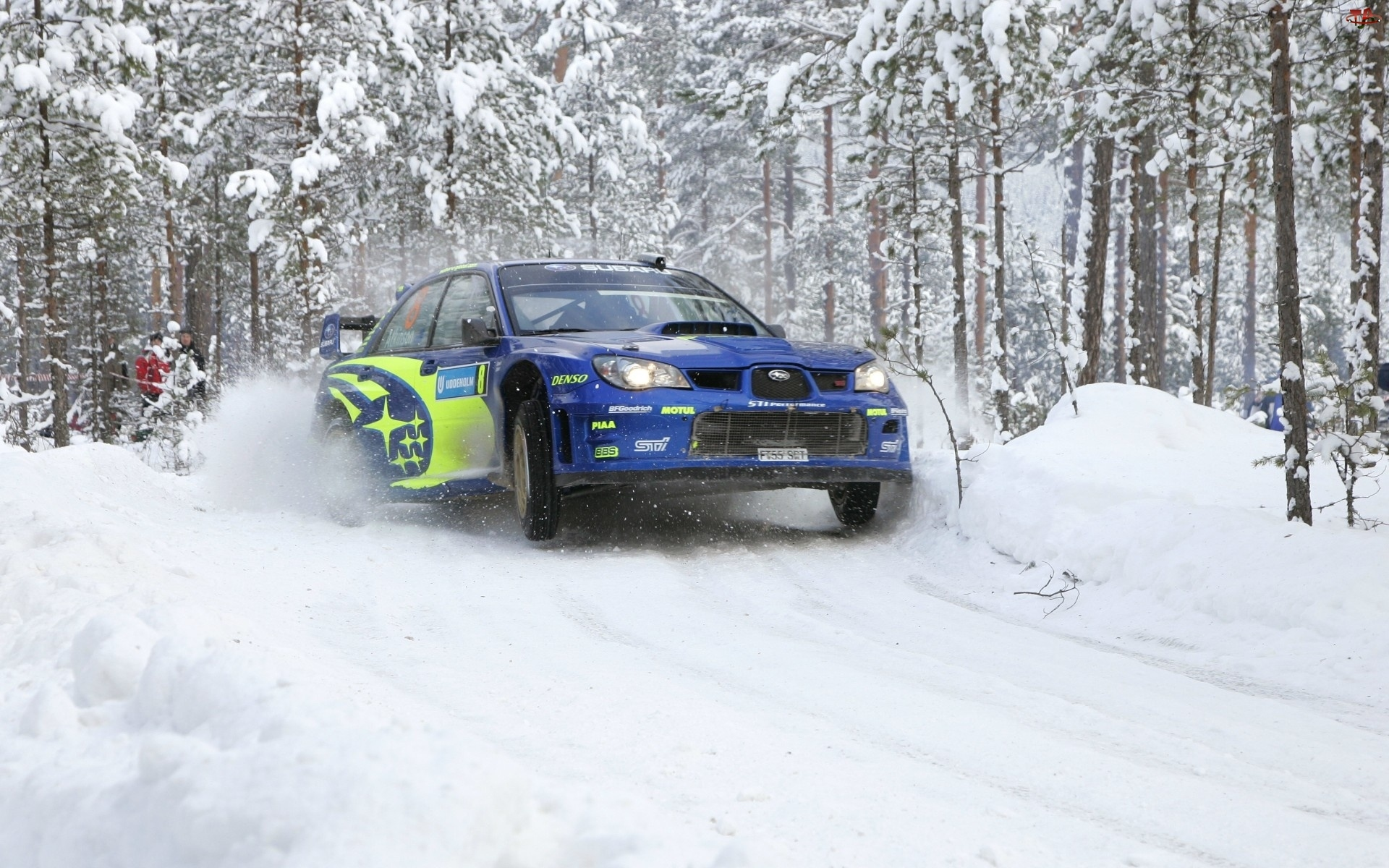 Subaru Impreza WRX, Zima